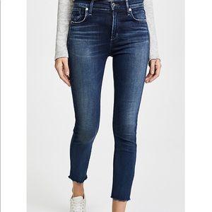 Ahold Sophie High-rise Skinny Crop Jean